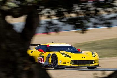 Corvette Racing at Laguna Seca: pole position for Garcia