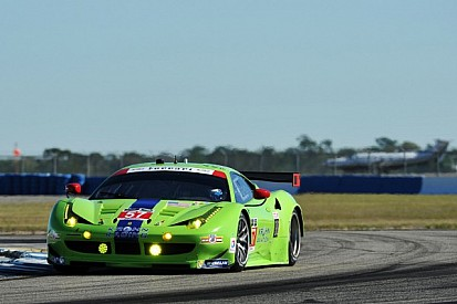 Krohn Racing qualified in the 11th position at Laguna Seca
