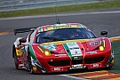 Double victory for Ferrari and AF Corse