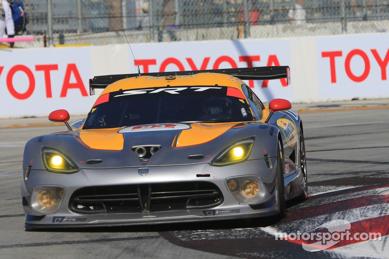 Vipers start today's TUDOR Championship race from sixth and ninth