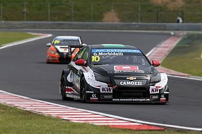 Morbidelli ends Citroën winning streak