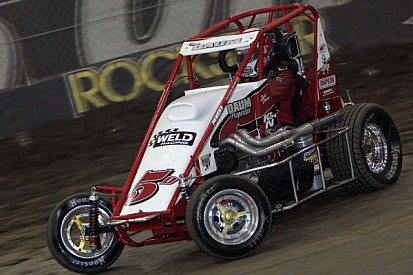 Daum takes POWRi Midget series win