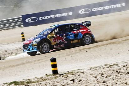 Fantastic debut for Team Peugeot-Hansen in World RX
