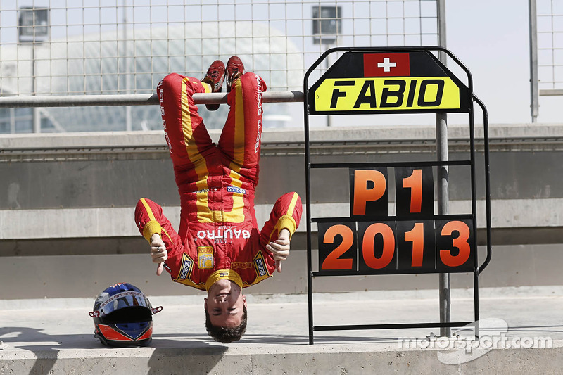 World turned upside down: Sauber turned down GP2 champion's $14M