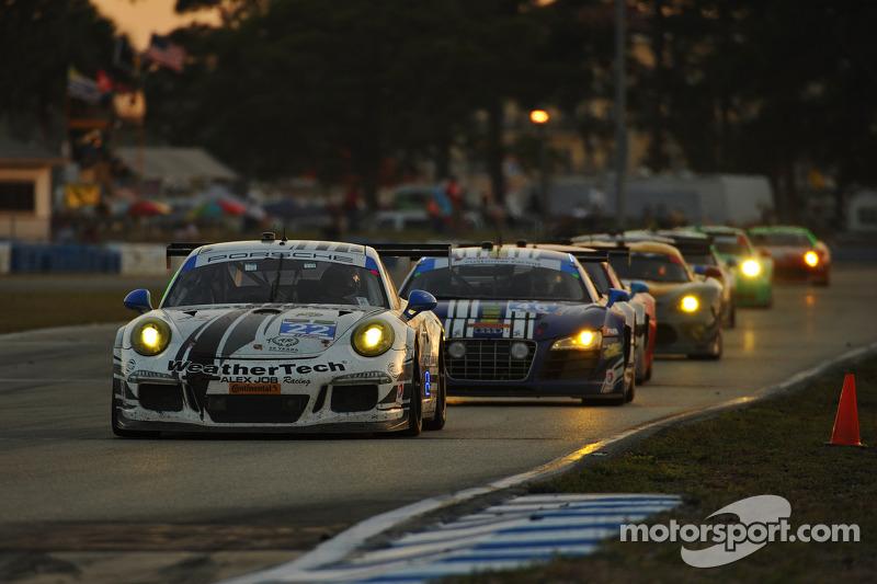 WeatherTech Racing finishes fourth at Laguna Seca
