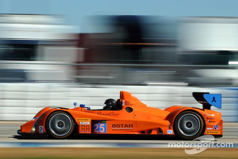 8Star chips away and returns to podium at Laguna Seca
