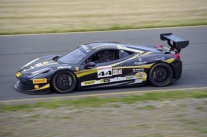 Boardwalk Ferrari continues strong 2014 season at Sonoma Raceway