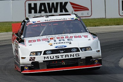 Tagliani to run two NASCAR Nationwide road course races for Penske