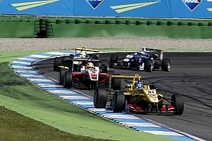 F3 Europe Race report Positive weekend at Hockenheim for Tom Blomqvist
