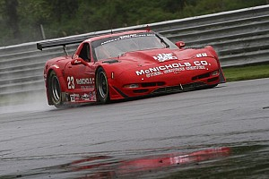 Trans-Am Preview Amy Ruman glad her two-month break is over
