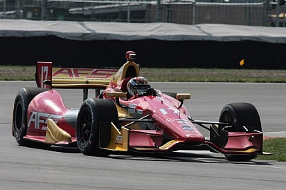 Sebastian Saavedra excited for inaugural Grand Prix of Indianapolis
