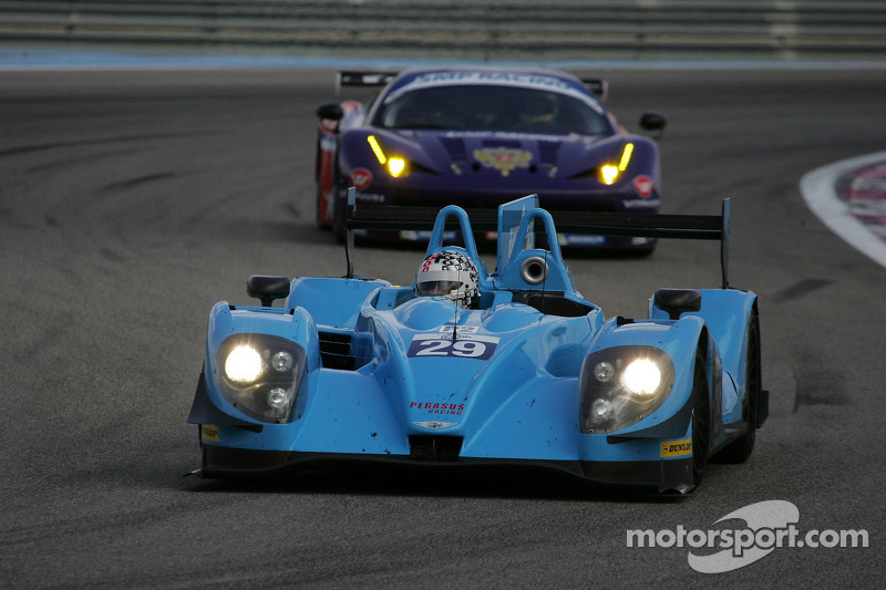 A new team in ELMS - Pegasus Racing