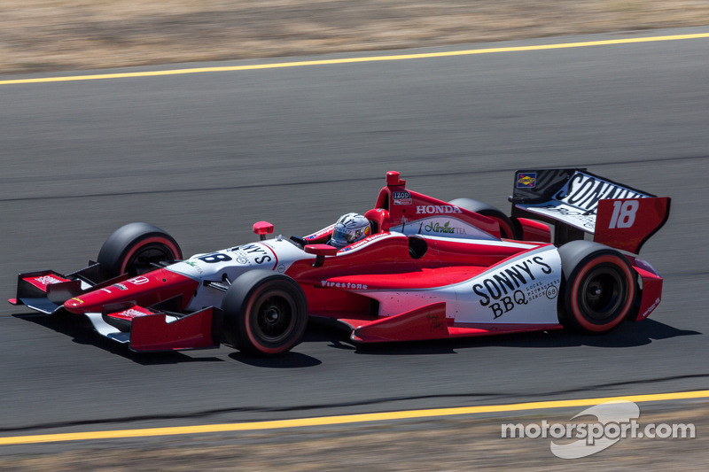 Davison returns to IndyCar for 2014 Indy 500 bid - Interview