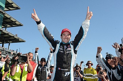 Pagenaud snags Grand Prix of Indianapolis victory - Major crash mars start