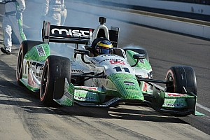 IndyCar Race report KVSH Racing driver Sebastien Bourdais finished fourth in inaugural GP of Indianapolis