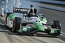 KVSH Racing driver Sebastien Bourdais finished fourth in inaugural GP of Indianapolis