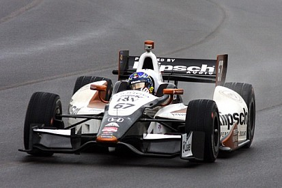 Newgarden, SFHR take tough road to finish 17th at GP of Indy