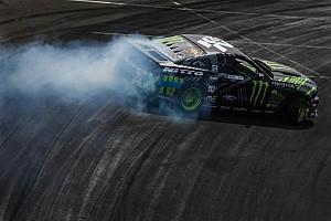 Formula Drift Race report Vaughn Gittin takes the victory