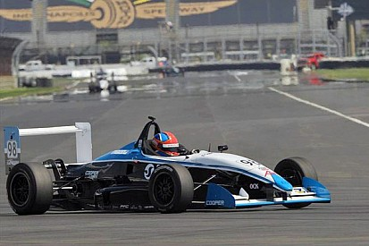 A 14 year-old with talent beyond his years - Colton Herta