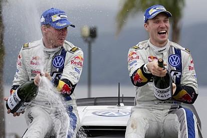 Latvala defeats teammate Sebastien Ogier in Rally Argentina