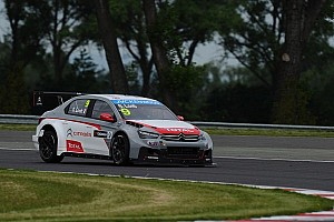 WTCC Race report Sebastien Loeb needed despite the deluge