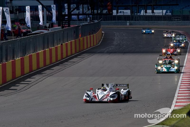 JOTA Sport in European Le Mans Series points haul mission