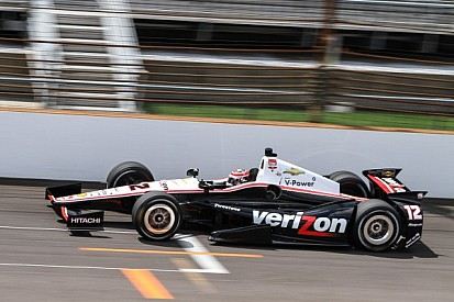 Team Penske goes 1-2-3 in the opening practice session for 2014 Indy 500