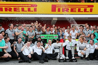 Spotlight on Mercedes as rivals give up hope