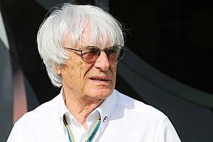 Formula 1 Breaking news 'Stressful' time for careworn Ecclestone - Horner