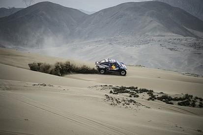 Desafío Inca: endless dunes
