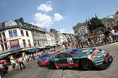 Action-packed weekend for the Total 24 Hours of Spa