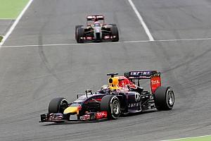 Formula 1 Breaking news Vettel thinks chassis change helped in Spain