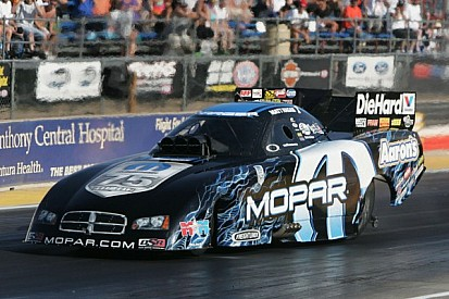 Farm work, family time keeps Matt Hagan busy before this weekend's NHRA Southern Nationals
