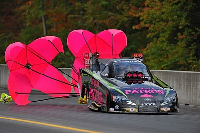 DeJoria wants that '100th female win' this weekend