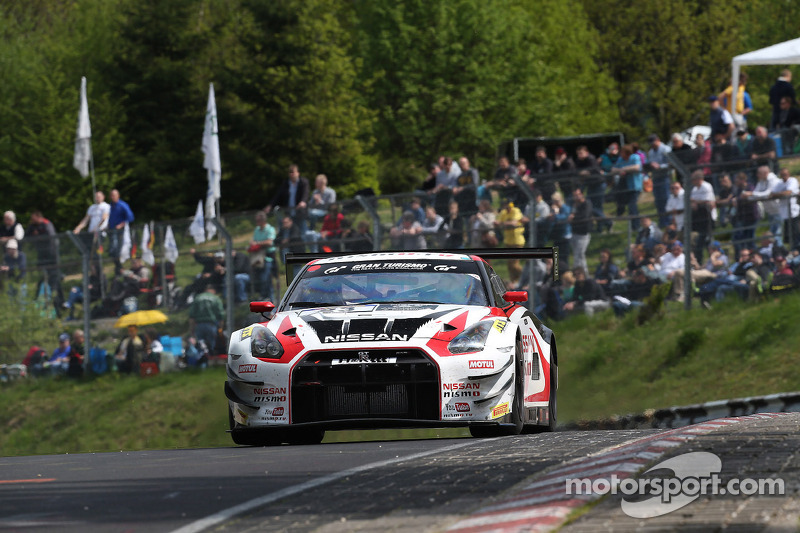 Four gamers to compete at Le Mans for Nissan