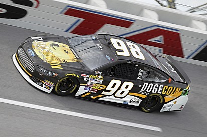 Dogecoin community launches Josh Wise into Sprint Fan Vote hunt