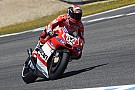 Dovizioso eighth, Crutchlow thirteenth in French GP free practice at Le Mans
