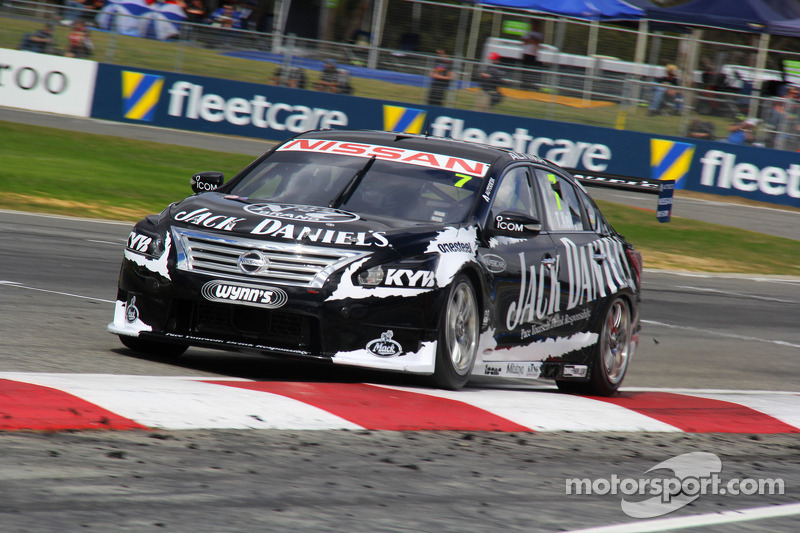Todd the hard charger for Jack Daniel's Racing in Perth