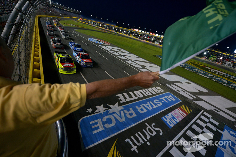 Toyota NCWTS Charlotte post-race notes and quotes
