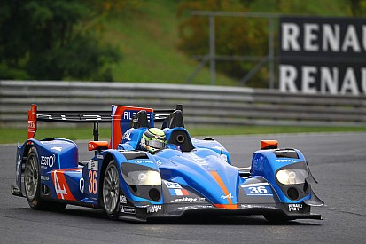 Nelson Panciatici posts the fastest lap during Imola free practice