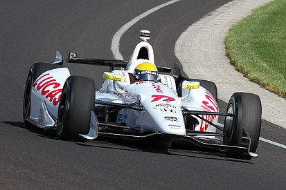 Pagenaud transfers to Fast Nine in Indianapolis 500 qualifying