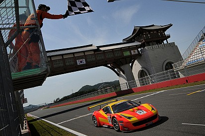 GT Asia rookies take back-to-back wins in Korea