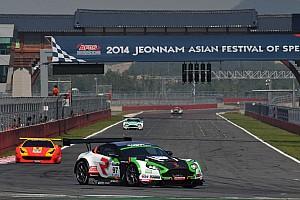 GT Race report Craft-Bamboo Racing third in standings after Korean season-opener