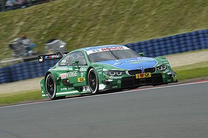 Rain lottery in Oschersleben: Augusto Farfus fifth for BMW