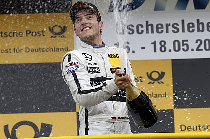 Christian Vietoris wins second DTM race of the season from 16th on grid