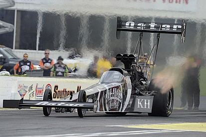 UPDATE FIVE: NHRA gives up on Sunday, coming back at 10 a.m. Monday