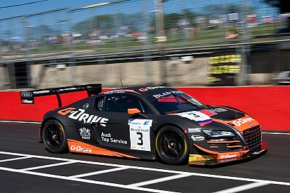 Frustrating weekend for G-Drive Racing in the Blancpain Sprint at Brands Hatch
