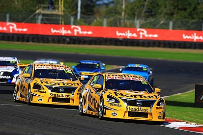 Double top 10 for Norton Nissans at Barbagallo Raceway