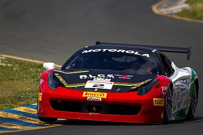 Perez and Ruud win Race 2 at Laguna Seca