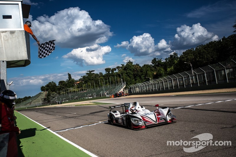 Zytek Z11SN wins in Imola